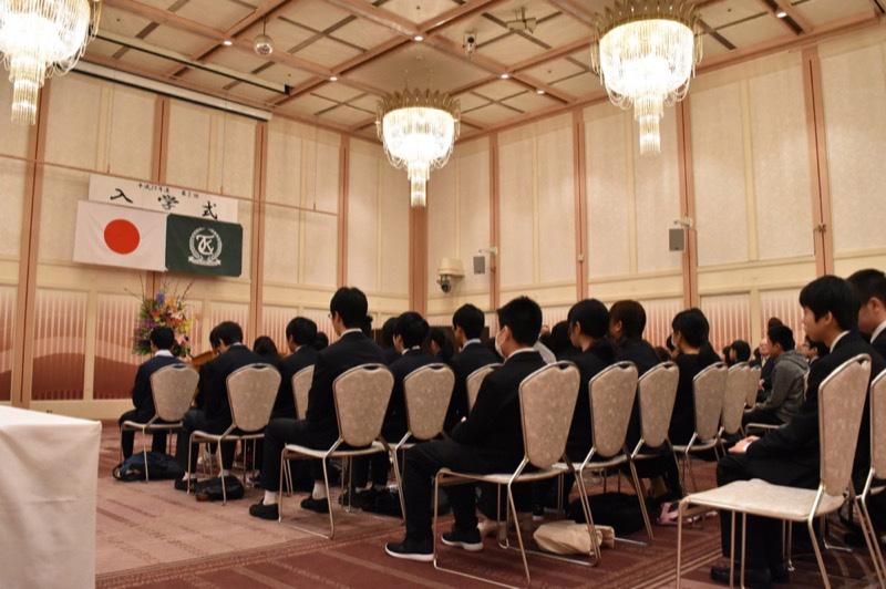 平成29年度式 入学式・歓迎式